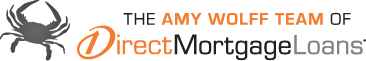 The Amy Wolff Team of DML Logo